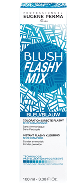 EUGENE PERMA Professionnal - Blush Flashy Mix Azul