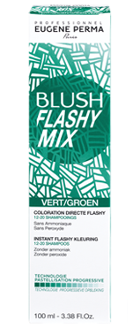 EUGENE PERMA Professionnel - Blush Flashy Mix Verde